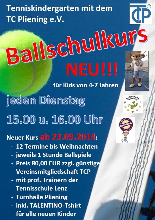 Ballschulkurs